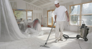 Cleaning Services - Construction Cleaning